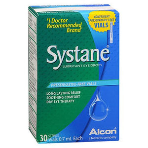 Systane Lubricant Eye Drops 30 Each by Systane (4754233786453)