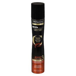 Tresemme Compressed Micro Mist Hair Spray Boost Hold Level 3 5.5 Oz by Tresemme (4754235064405)