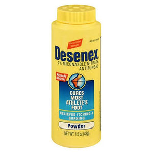Desenex Antifungal Powder 1.5 Oz by Desenex (4754241585237)