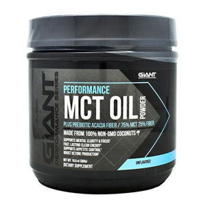 Performance MCT Oil Powder 30 Servings by Giant (4754033180757)