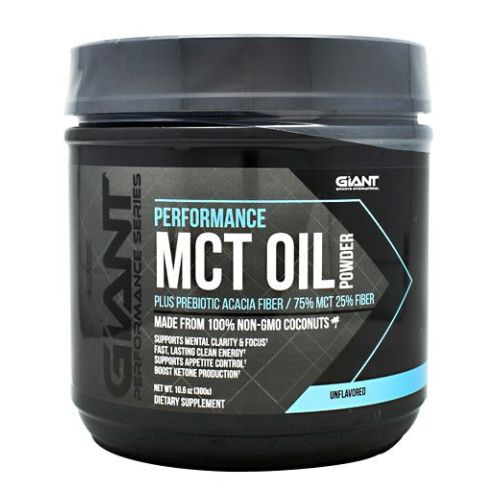 Performance MCT Oil Powder 30 Servings by Giant