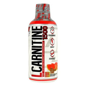 L-Carnitine 1500 Sour Watermelon Candy 16 Oz by Pro Supps (4754033672277)