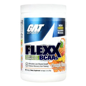 Flex BCAA Pineapple Mango 30 Servings by German American Technologies (4754033705045)
