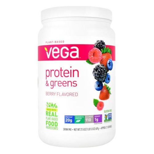 Protein & Greens Berry 1 lb by Vega