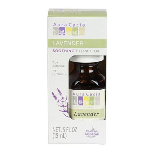 Essential Oil Lavender 0.5 Oz by Aura Cacia