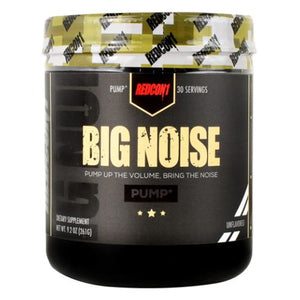 Big Noise Unflavored 30 Each by Redcon1