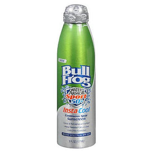Bullfrog Water Armour 50+ 6 Oz by Bullfrog (4754147770453)