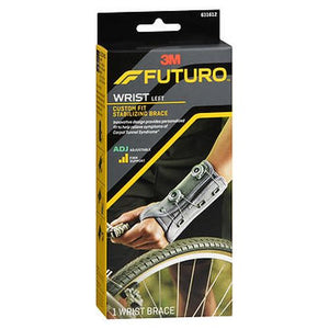 Futuro Custom Fit Stabilizing Wrist Support Adjustable Firm Support Left Hand 1 Each by 3M (4754148786261)
