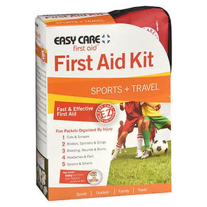 Easy Care First Aid Kit Sports + Travel 1 Each by After Bite (4754150785109)