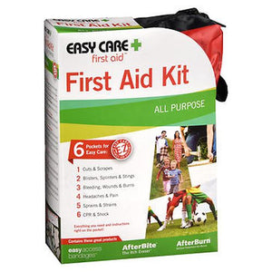 Easy Care First Aid Kit All Purpose 1 Each by After Bite (4754150817877)