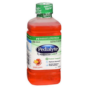 Pedialyte Advanced Care Electrolyte Solution 33.8 Oz by Pedialyte (4754165891157)