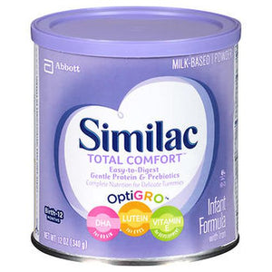 Similac Total Comfort Powder For Discomfort 12 Oz by Similac (4754169987157)