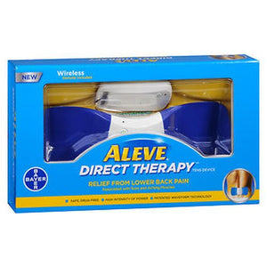 Aleve Direct Therapy Tens Device 1 Each by Bayer (4754184536149)