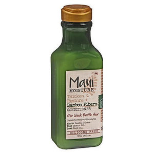 Maui Moisture Thicken & Restore + Bamboo Fibers Conditioner 13 Oz by Maui Moisture (4754192662613)