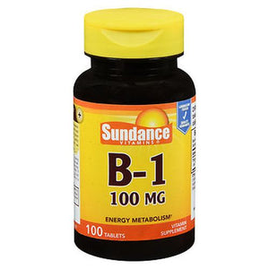 Sundance B-1 Tablets 100 Tabs by Sundance (4754195644501)