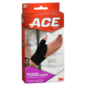 Ace Thumb Stabilizer Adjustable 1 Each by 3M (4754214289493)