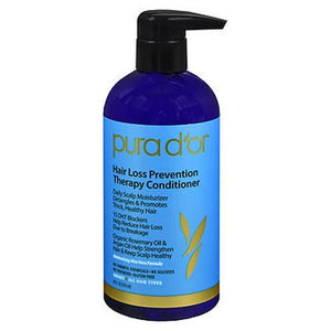 Pura D'Or Hair Loss Prevention Therapy Conditioner 16 Oz by Pura d'Or (4754220515413)