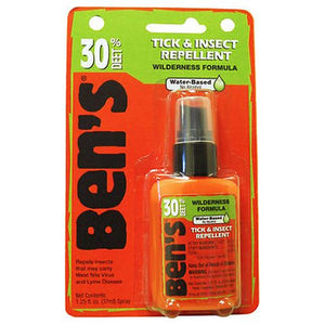 Ben'S Tick & Insect Repellent 1.25 Oz by After Bite (4754227069013)