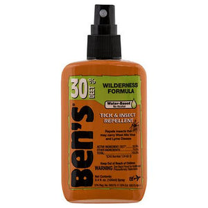 Ben'S Tick & Insect Repellent Wilderness Formula 3.4 Oz by After Bite (4754227101781)