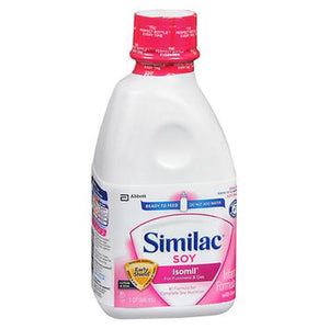 Similac Isomil Soy Infant Formula with Iron 32 Oz by Similac (4754231394389)