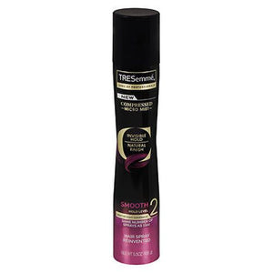 Tresemme Compressed Micro Mist Hair Spray Smooth Hold Level 2 5.5 Oz by Tresemme (4754235097173)