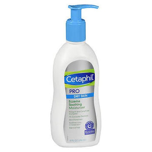 Cetaphil Pro Dry Skin Eczema Soothing Moisturizer 10 OUNCE by Cetaphil (4754237751381)
