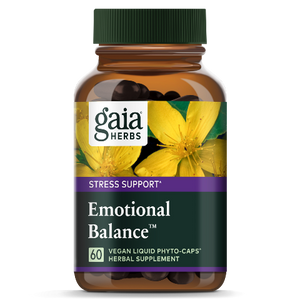 Mood Uplift 60 Caps by Gaia Herbs (2590042095701)