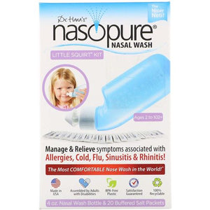 Little Squirt Kit 4 oz by Nasopure (2587720581205)