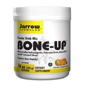 Bone-Up Powder Drink Mix Natural Orange 14 Oz by Jarrow Formulas