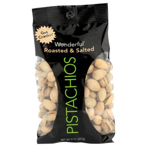 Pistachio Roasted Salt 7 Oz by Wonderful Pistachios (4753968562261)