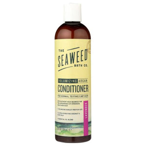Argan Conditioner Lavender 12 Oz by Sea Weed Bath Company (4753969741909)