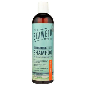 Argan Shampoo Citrus Vanilla 12 Oz by Sea Weed Bath Company (4753969872981)