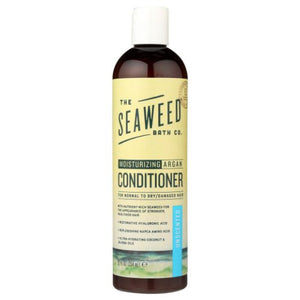 Moisturizing Argan Conditioner Unscented 12 Oz by Sea Weed Bath Company (4753970069589)