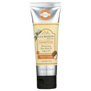 Hand Cream Coconut 1.7 Oz by A La Maison (4753972166741)