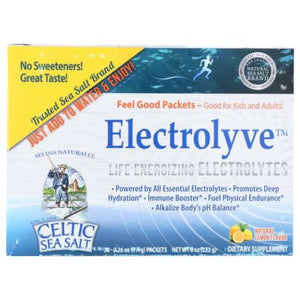 Electrolyve Powder 30 Packets by Celtic Sea Salt (4753987567701)