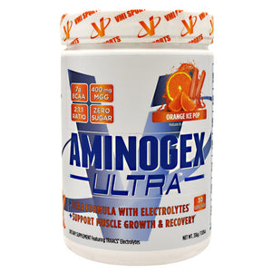 Aminogex Ultra Cherry Lime 30 Servings by VMI (2587862532181)