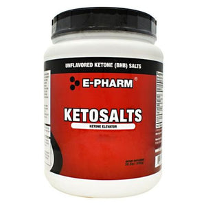 Keto Salts Unflavored 60 Servings by KetoSports (4753994743893)