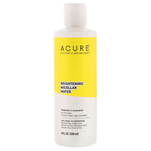 Brilliantly Brightening Micellar Water 8 Oz by Acure (4754003394645)