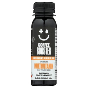 Booster Multivitamin 2 Oz(case of 12) by Coffee Booster (4754010570837)