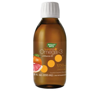 NutraSea +D Omega-3 6.8 Oz by Nature's Way