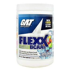 Flex BCAA Jelly Bean 30 Servings by German American Technologies (4754015092821)
