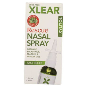 Nasal Spary Rescue 1.5 Oz by Xlear Inc (2614519267413)