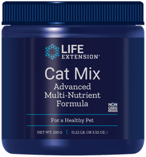 Cat Mix 100 GM by Life Extension (2636305727573)