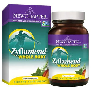 Zyflamend Whole Body 30 Veg Capsules by New Chapter