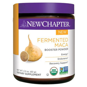 Fermented Maca Booster Powder 63 Grams by New Chapter (2629586321493)