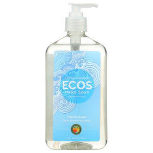 Hand Soap Free & Clear 17 Oz by Earth Friendly (4754135220309)