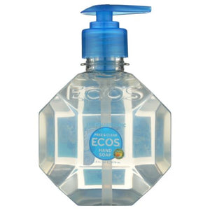 Hand Soap Free & Clear 12.5 Oz by Earth Friendly