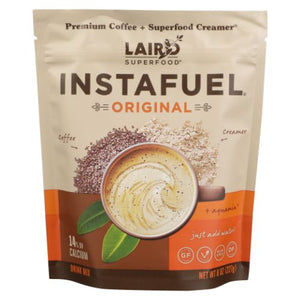 Instafuel 8 Oz by Laird Superfoods (4754250104917)
