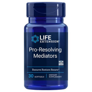 Pro-Solving Mediators 30 Softgels by Life Extension (4754254626901)