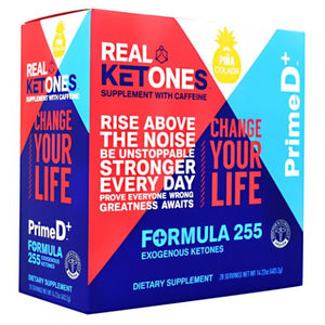 Primed + Packets Pina Colada 28 Each by Real Ketones (4754261147733)